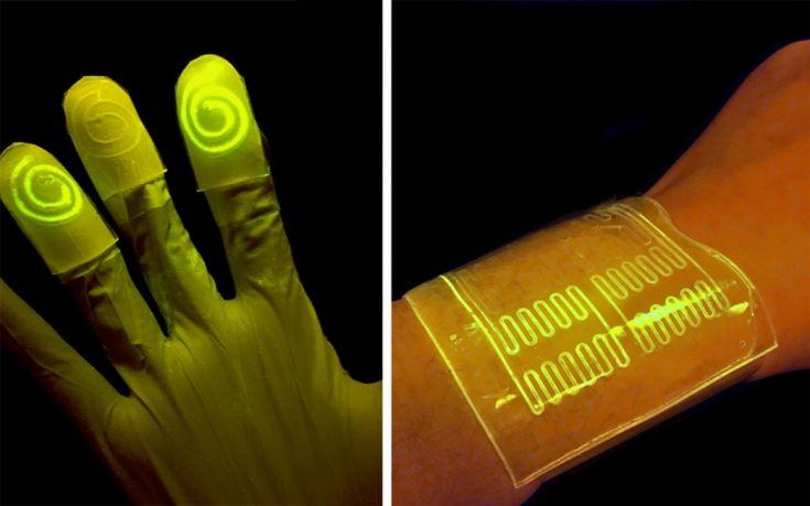 sensitive gloves