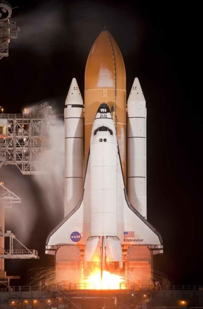 aircraft astronaut business dusk